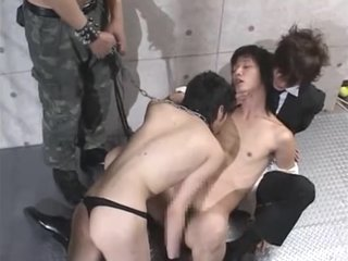 Capture Cute Japanese Gay in the street. Slave Toy - Slaves Island Final Chapter