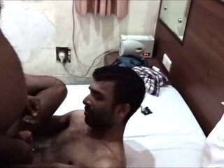 Indian gay crossdresser gets his ass fucked hard