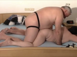 Daddy's dumping their daddy milk in willing younger bottoms