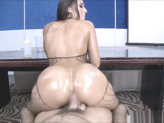 A RACHEL STARR XXX ROCK TRIBUTE - PART TWO