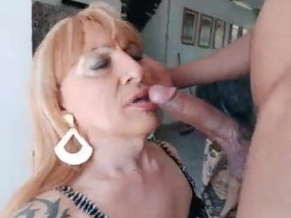 Mature crossdresser wants it bad