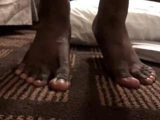 Columbus Day Foot Session (pt. 6)