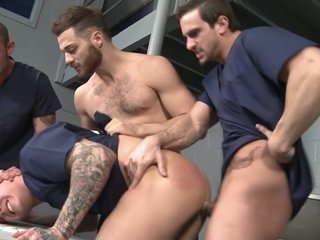 Behind Bars 3 With Parker London, Phenix Saint And Tommy Defendi