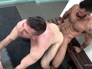 Rogan Richards And Scott Hunter (rnw)